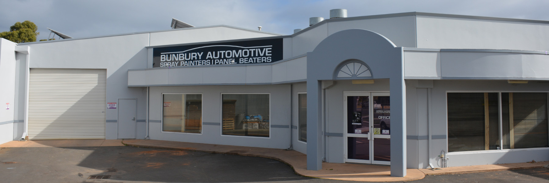 Bunbury Automotive Spraypainters | Panel Beaters | Home